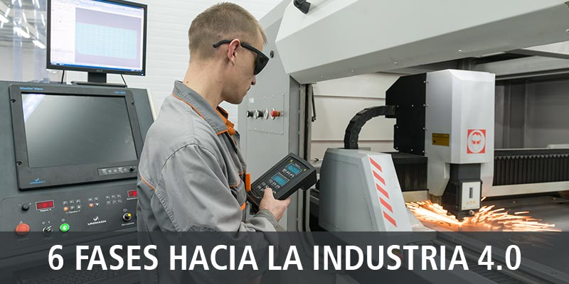 6 fases industria 40