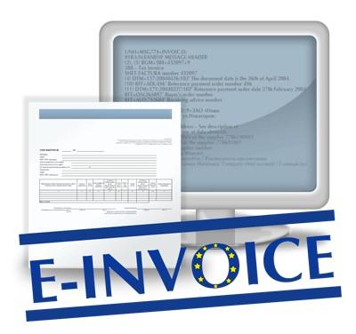 ¿Cuál debe ser el contenido de una factura electrónica?