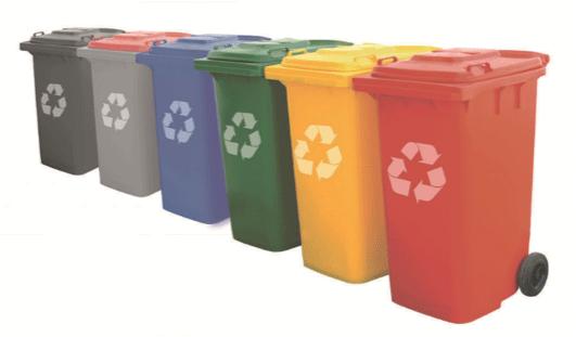 gestion de la recogida de residuos