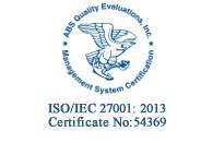 iso / IEC 27001: 2013