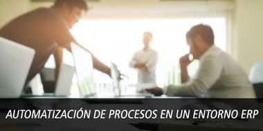 automatizacion de procesos en un entorno erp