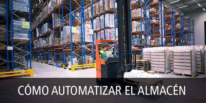como automatizar el almacen