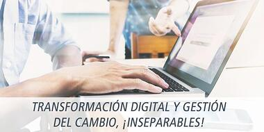 transformacion digital y gestion del cambio