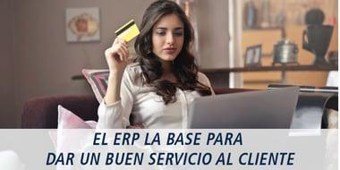erp base servicio cliente
