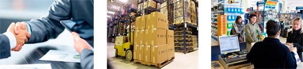 Solución de Gestión Empresarial (ERP) para el Sector Distribución
