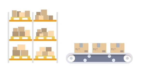 almacenes automatizados
