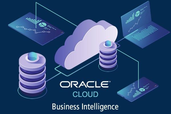 business intelligence en oracle cloud