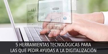herramientas tecnologicas ayudas digitalizacion