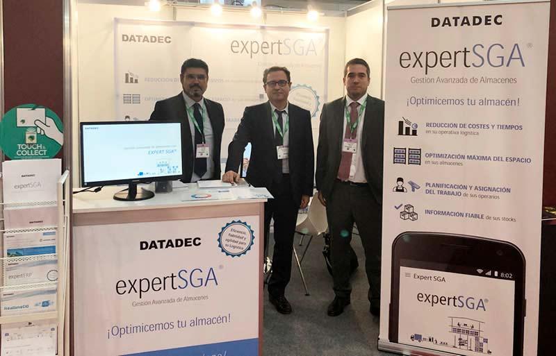 DATADEC en logistics 2018