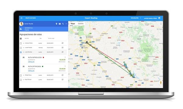 optimizacion rutas