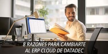 razones pasarte erp cloud datadec