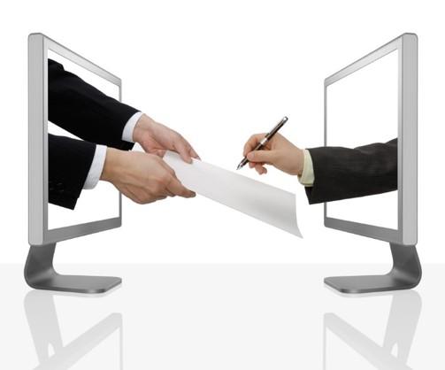 ¿Cómo se firma una factura electrónica?