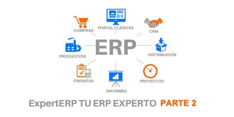 EXPERT ERP, TU ERP EXPERTO (PARTE 2)