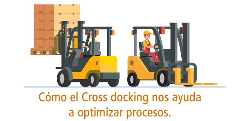 Cómo el Cross docking nos ayuda a optimizar procesos. Aplicaciones.