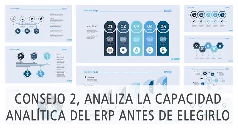 CONSEJO 2, ANALIZA LA CAPACIDAD ANALÍTICA DEL ERP ANTES DE ELEGIRLO