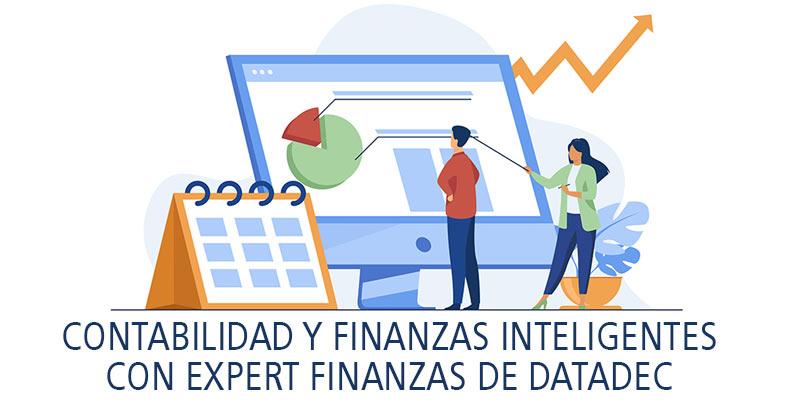 CONTABILIDAD Y FINANZAS INTELIGENTES CON EXPERT FINANZAS DE DATADEC