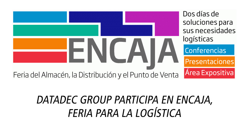 Datadec Group participa en ENCAJA, Feria para la Logística