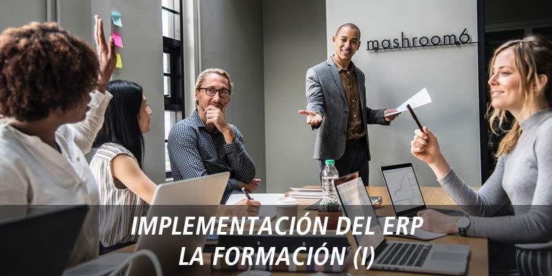 IMPLEMENTACIÓN DEL ERP - LA FORMACIÓN (I)
