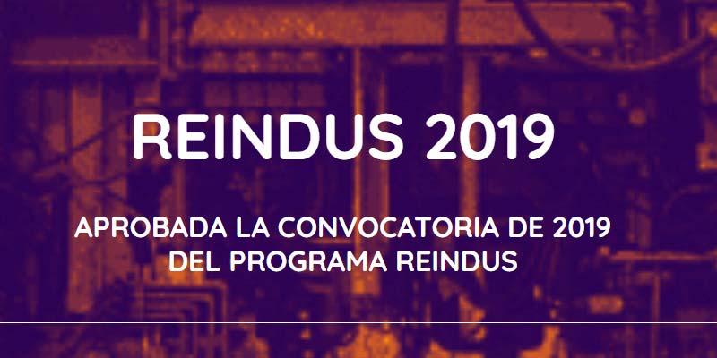 APROBADAS NUEVAS AYUDAS PARA EL SECTOR INDUSTRIAL EN 2019