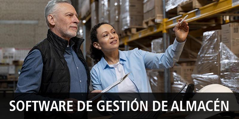 SOFTWARE DE GESTIÓN DE ALMACÉN