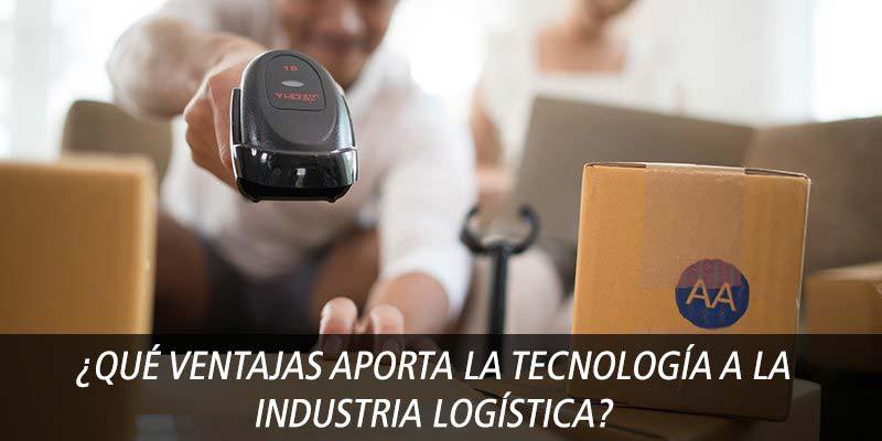 ¿Qué ventajas aporta la tecnología a la industria logística?